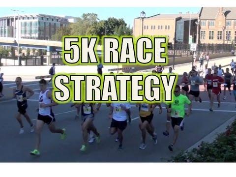 5K Race Strategy - 5 Tips