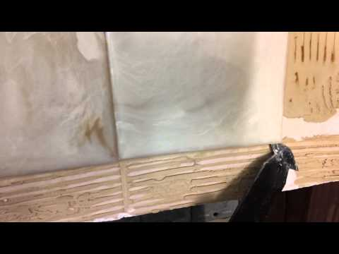 How to Remove Polystyrene Wall Tiles