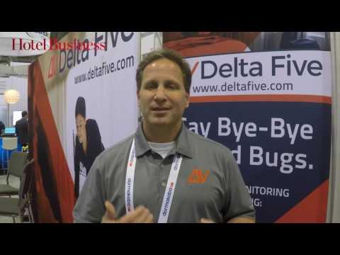 HITEC Toronto Interview with Delta Five's Jason Janet