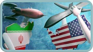 Iran Vs. Usa: Was Ist Da Los?