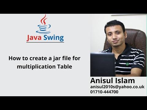 Java Swing Bangla Tutorial 53 : How to create Jar file in Netbeans