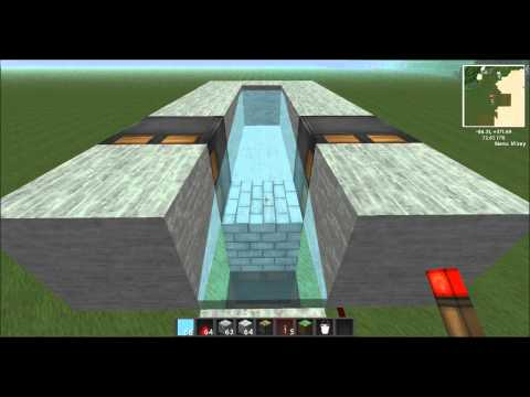 Minecraft: How to Make Circle stone bricks, Cracked stone bricks, Mossy stone bricks