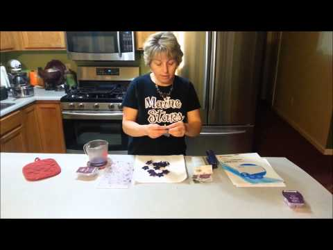 How to make Scentsy scent samples