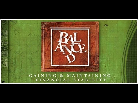 Balanced (Part 3) - Back in the Black - ANDY STANLEY