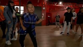 Travis Scott - Yeah Yeah Feat. Young Thug Choreo By Anze