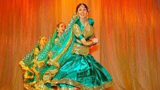 Nimbooda - Indian dance group MAYURI