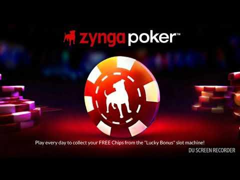My account zynga poker facebook