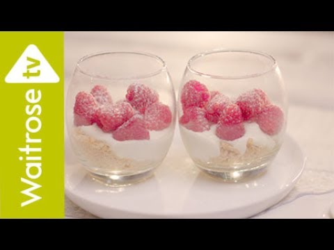 No-bake Raspberry Cheesecakes | Waitrose