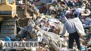 Gaza 🇵🇸: No way to properly dispose of waste
