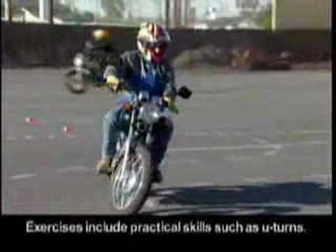 Motorcycle Safety Foundation Basic RiderCourse Highlights