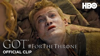 """The Purple Wedding"" #ForTheThrone Clip | Game of Thrones | Season 4"