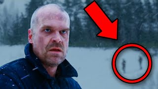 STRANGER THINGS Season 4 Trailer Breakdown! Hopper Russia Explained!