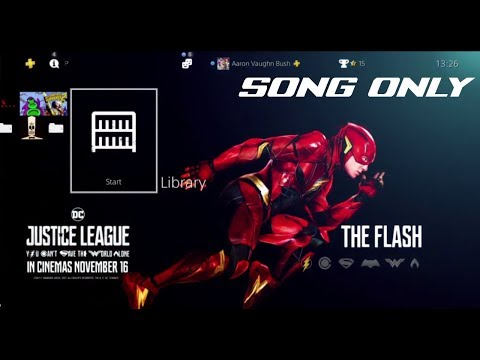 Justice League Free PS4 Theme (Music Only)