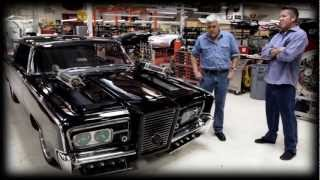 Fast Five Picture Cars - Jay Leno's Garage