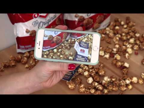 Cracker Jack uses Augmented Reality to bring a new in-pack prize to fans!