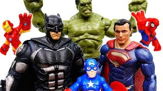 Superman And Batman Are Angry~! Let