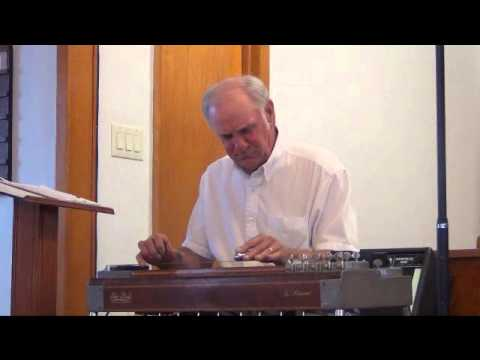 DANNY WEAVER - Pedal Steel Guitar - I Surrender All