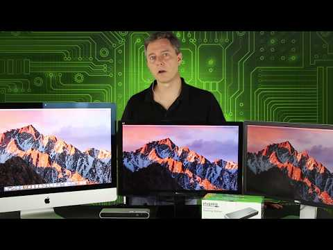 Thunderbolt 3 and the 2017 iMac