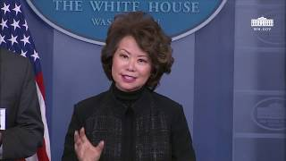 2/13/18: White House Press Briefing