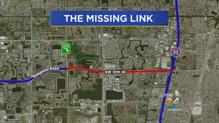 Plans Announced For Project That Would Connect Sawgrass Expressway To I-95