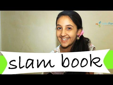 Ashnoor Kaur's Slam Book