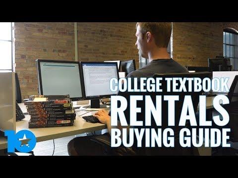 Best Online Textbook Rentals