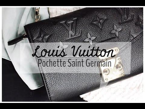 Louis Vuitton Bag Review: Pochette Saint Germain