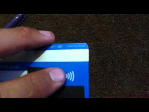 RFID chips in Debit cards/ Credit cards