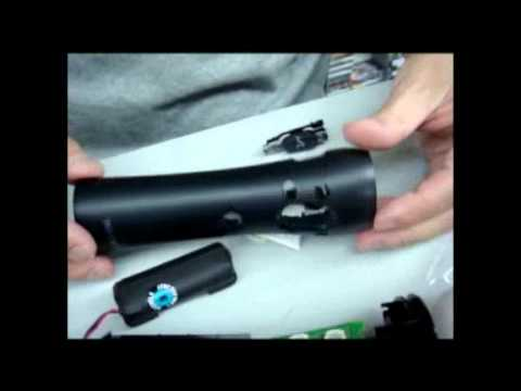 HOW TO TAKE APART ( DISASSEMBLE ) THE PS3 ( PLAYSTATION 3 ) MOVE CONTROLLER