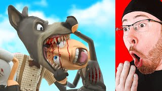 I Found The FUNNIEST Animations on YOUTUBE!