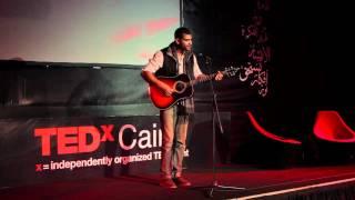 TEDxCairo - Hany Adel - Every Morning (Song)