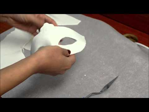 How to make sugar mask tutorial video