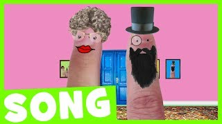 One Little Finger | Simple Body Parts Song for Kids | Maple Leaf Learning