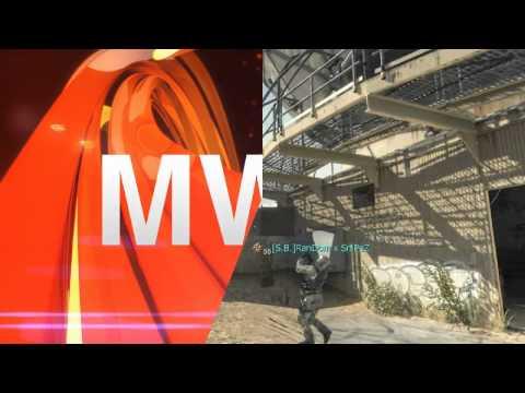 Random Throwing Knife Kill on MW3