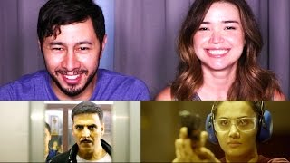 NAAM SHABANA | Trailer Reaction & Discussion (mistitled in video)