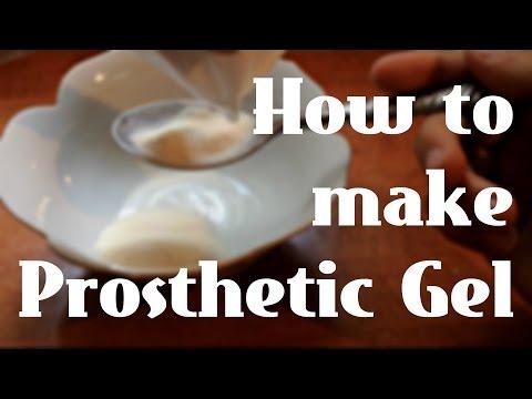 How to make Prosthetic Gel