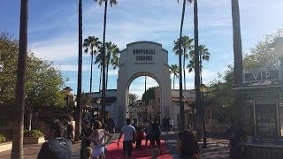 A day at Universal Studio Hollywood !