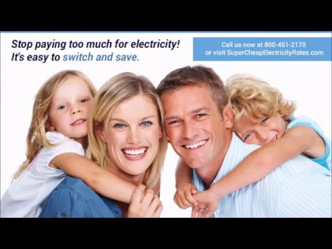 How To Get Cheap Electricity - Get Cheaper Electricity Bills
