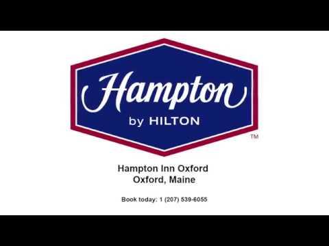 HAMPTON INN OXFORD