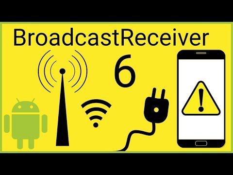 BroadcastReceiver Tutorial Part 6 - BROADCAST PERMISSIONS - Android Studio Tutorial