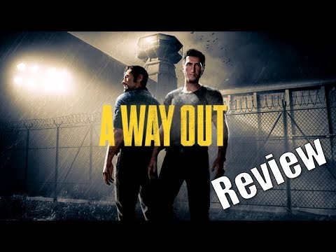 A Way Out Quick Review