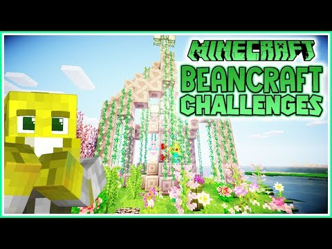 OTP Shrine & Having a Baby! | Beancraft Challenges Ep.3