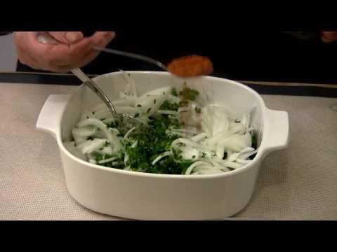 Parsley Salad - Pivaz - Perfect with BBQ Kebab
