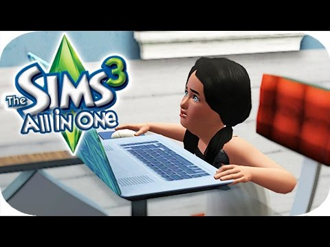 The Sims 3 All In One | Part 23 - Day in the life!