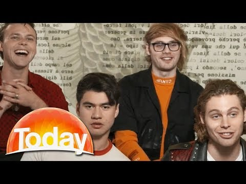 EXCLUSIVE: 5SOS on fame, friendship and One Direction