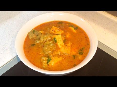 Tori Aloo Paneer Ki Sabzi | Ridge Gourd Potatoes & Cottage Cheese Curry
