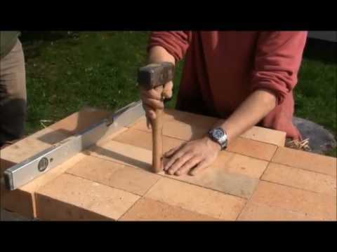 How to make a cob oven or clay oven Part two
