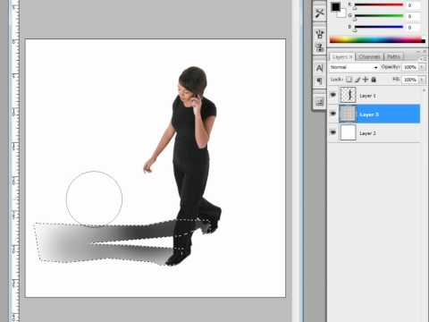 How to make semi-transparent images for PowerPoint