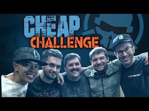 CHEAP Kwad Challenge!
