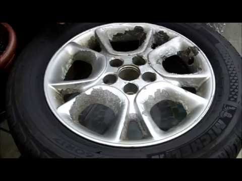 Restore wheels